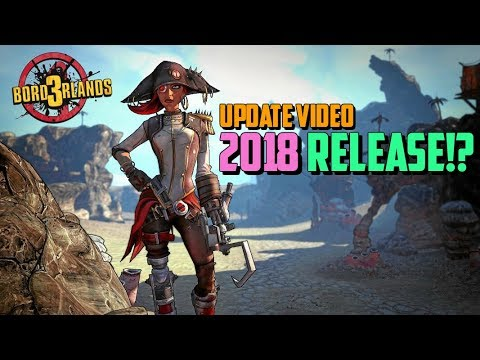 Borderlands 3 release date in Sydney