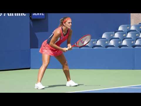 Monica Puig US Open