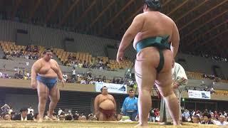 大相撲所沢巡業 2018年 幕内取り組み