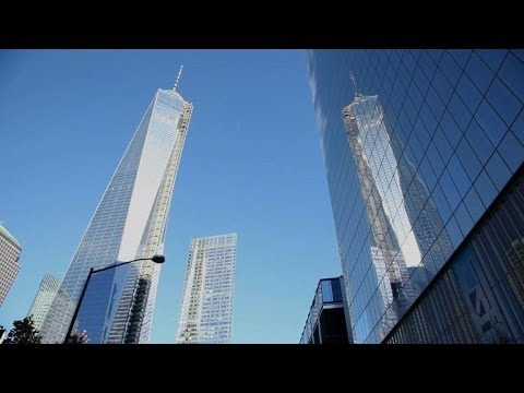 New skyscraper opens on site of World Trade Center