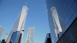 New skyscraper opens on site of World Trade Center