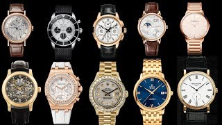 Top 10 watches brands 2019 | Top 10 luxury watches for men