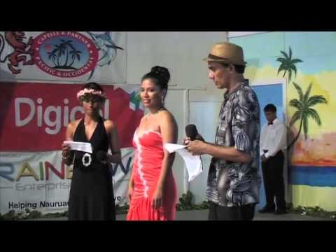 Miss Nauru Independence 2014 - Part 3