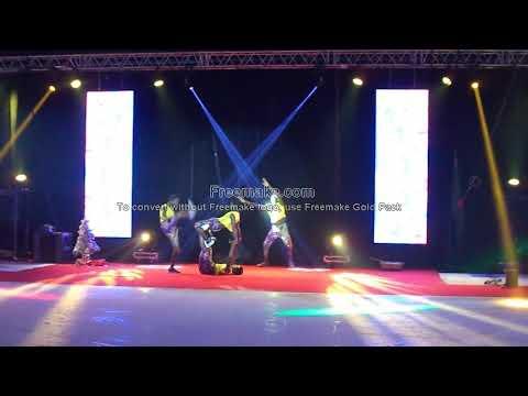 France Acrobats show