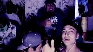 WHO´S BACK - AMENAZA FT. ALEMAN,MINSE VIDEO OFFICIAL