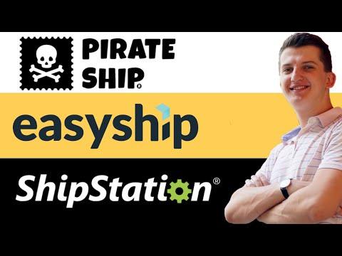 Best Shipping Software For Ecommerce 2021 - shipstation vs shippo vs pirateship