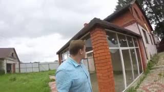 Продается дом из кирпича 230 кв участок 19 соток в городе боровск, улица калужская