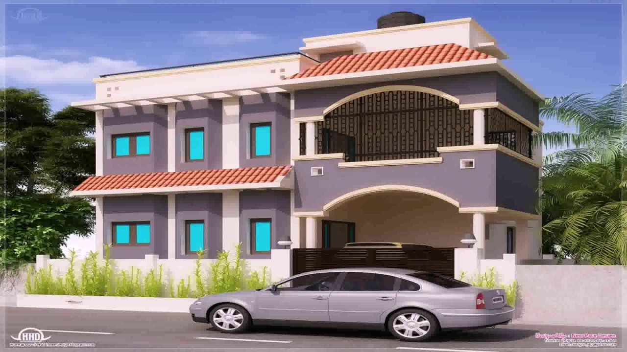 House design tamilnadu style youtube for Tamilnadu house design