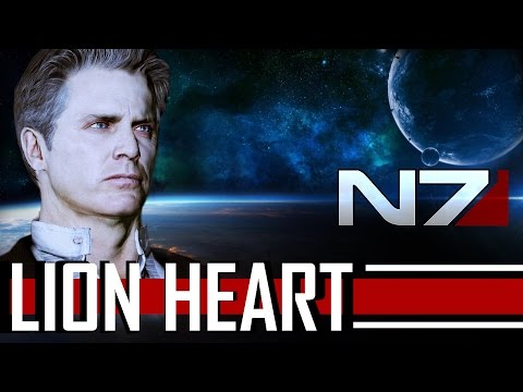 Mass Effect 3 - Lion Heart (The Illusive Man Tribute)