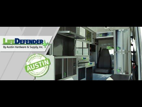 LifeDefender By Austin Hardware & Supply, Inc    SAE J3058 Testing