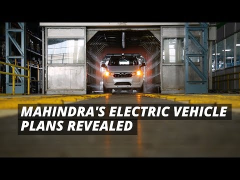 Mahindra's Electric Vehicle Plans Revealed; Mahesh Babu, CEO, Mahindra Electric Shares All Details