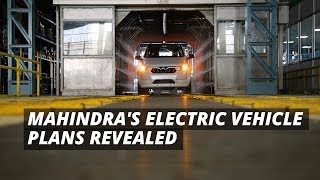 Mahindra's Electric Vehicle Plans Revealed; Mahesh Babu, CEO, Mahindra Electric Shares All Details thumbnail