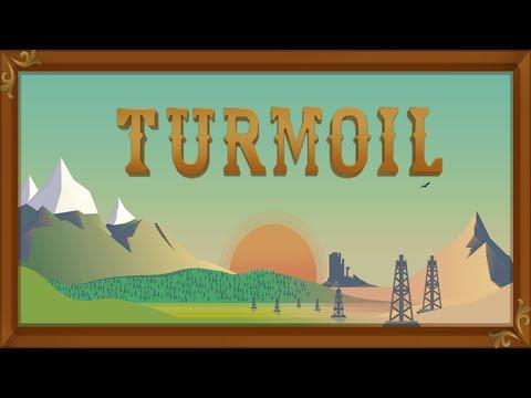 Into The Oil Game    Turmoil Ep1