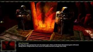 10 - The story of Warcraft III: The Frozen Throne (2003) - Curse of the Blood Elves HD