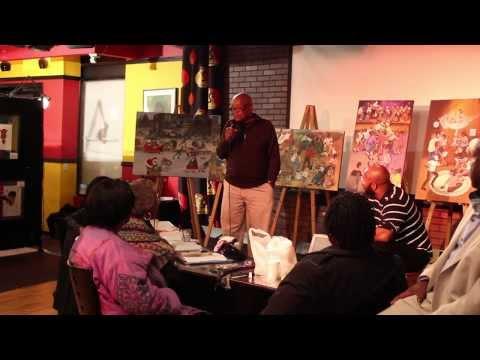 Annie Lee & the Dudes Art Show  at J Spot