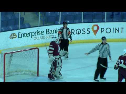 Arlington High School Boys Varsity Hockey Vs Malden Catholic - March 15, 2017 - Super 8 Semi-Final