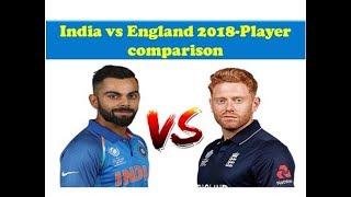 Virat Kohli vs Jonny Bairstow Batting comparison || India vs England ODI series 2018