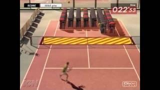 Virtua Tennis 3 PlayStation 3 Gameplay - Alien