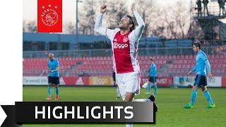 Video Highlights Jong Ajax - Jong FC Utrecht download MP3, 3GP, MP4, WEBM, AVI, FLV Juni 2017