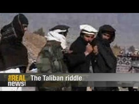 Pepe Escobar: The Taliban riddle