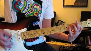 Turn it On Again Guitar #2 - Genesis