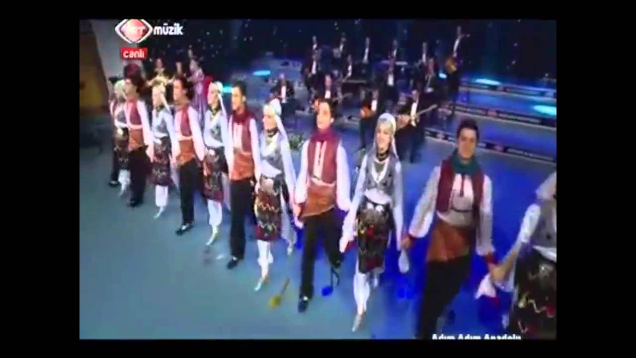 "TRT Adım Adım Anadolu ""Güneydoğu"" Aftud-Halay"