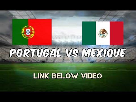 Portugal vs Mexique - Cup of Confederations