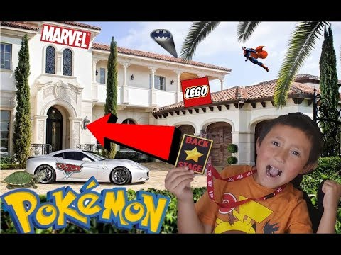 House Tour Toy Museum Lego Room Carls Collectibles
