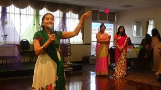 Using Breathing to De-stress Our Lives - Presentation by Vidya Nahar