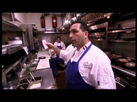 Pesadilla en la cocina 1x10 The Secret Garden
