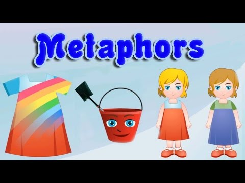 Figurative Language: Metaphors, Fun and Educational Game for Children