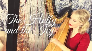 """""""The Holly and the Ivy"""" arranged for the harp."""