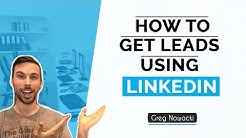 How To Generate Leads Using LinkedIn