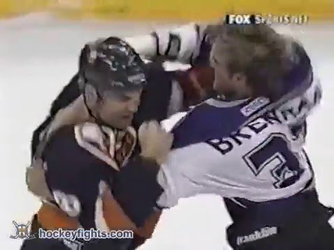 Jason Wiemer vs Kip Brennan Feb 15, 2003