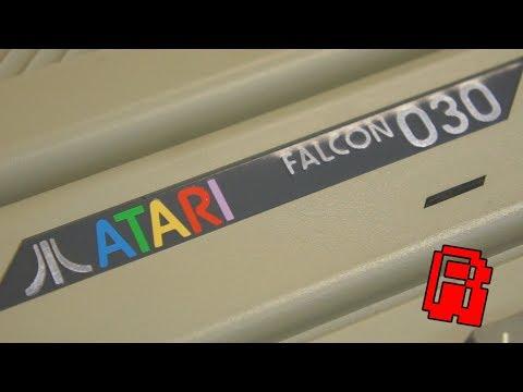 Atari Falcon, Jaguar & XEGS chat with Gary & Andrew