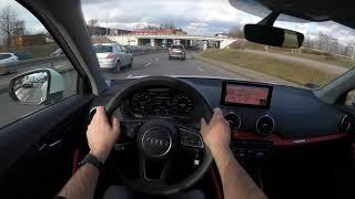 New Audi Q2 S-Line Test Drive_Review 2020///Новая Ауди Ку2 С-Лайн Тест-Драйв_Обзор