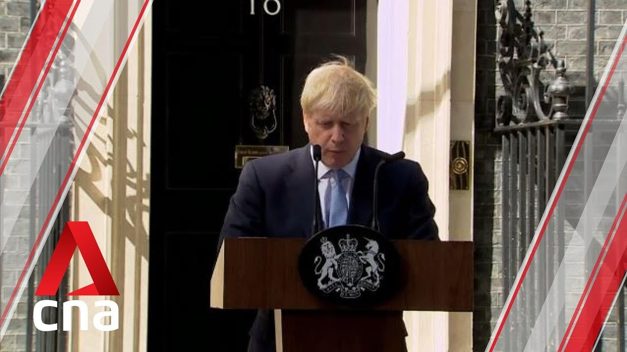 Backlash against Boris Johnson's decision to suspend Parliament before Brexit