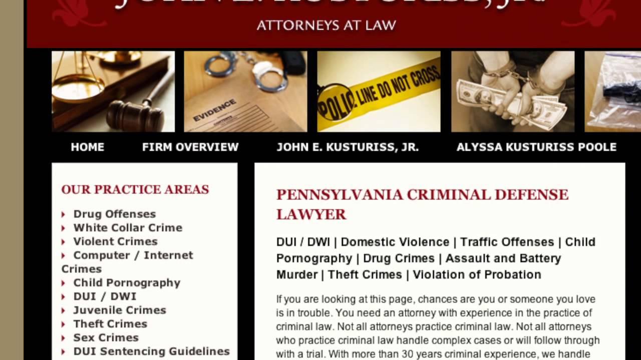 "Understanding Pennsylvania's ""Three Strikes"" Law"
