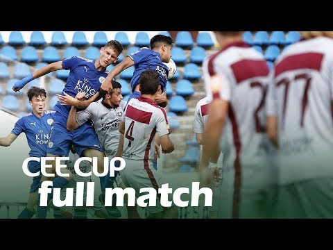 CEE Cup GENERALI 2017 FK Sarajevo vs Leicester City FC