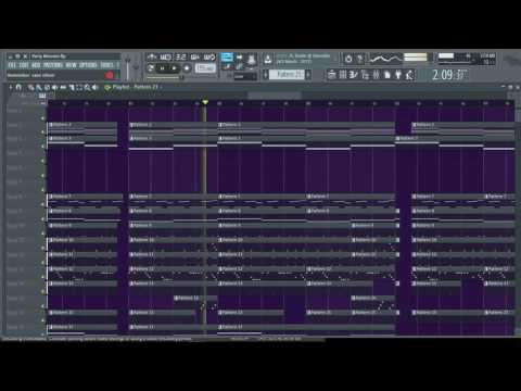 Party Monster - The Weeknd (FL Studio Remake)