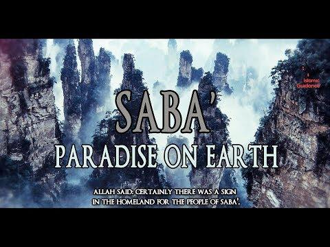 Saba' - Paradise On Earth