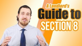 A Landlords Guide to Section 8 Housing