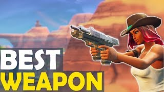 DOUBLE DUAL PISTOL DOMINATION | THE BEST WEAPON IN THE GAME - (Fortnite Battle Royale)