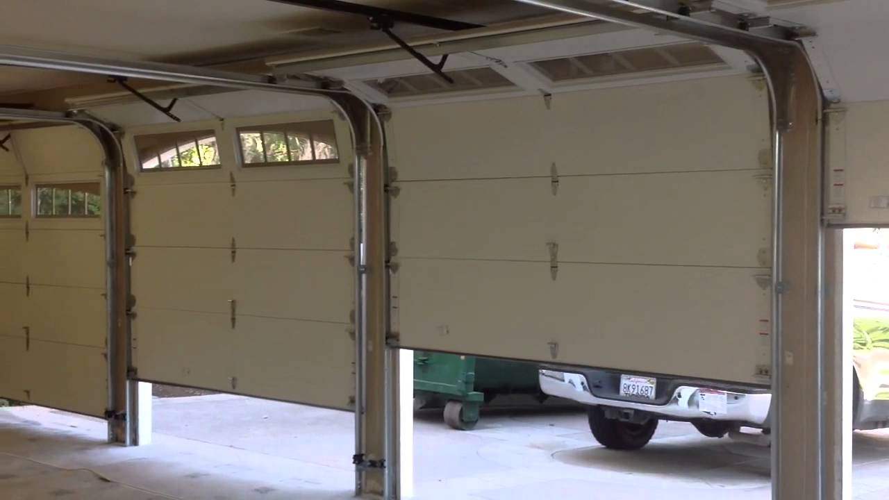 Elegant LiftMaster 8550: Garage Door Repair   Thousand Oaks   YouTube