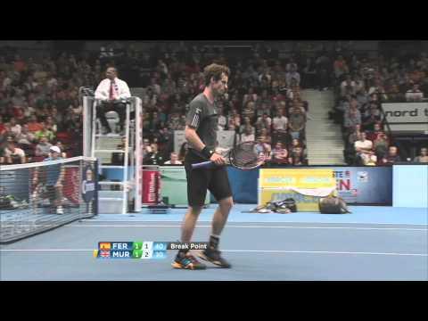 Vienna 2014 Final Highlights Murray Ferrer