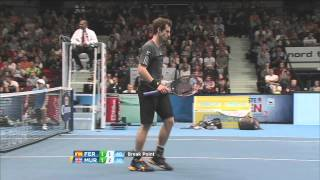 Vienna 2014 Final Highlights Murray Ferrer