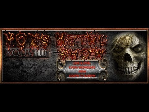 The NW Metal Show 10-25-13