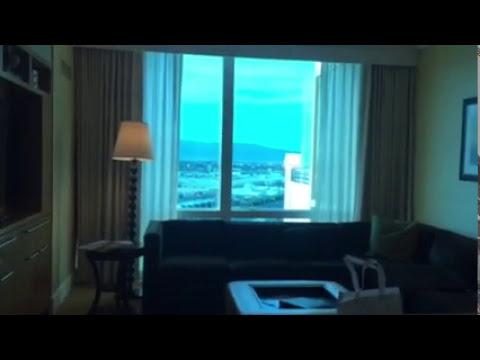 Our Hotel Room @ Trump  International Hotel In Las Vegas,  Nevada 2017