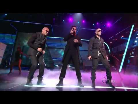 Ricky Martin Ft. Wisin y Yandel -- Frío (Remix) -- Premios Juventud