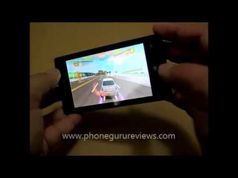 nokia lumia 520 games review